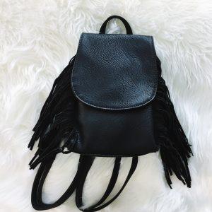 Free Bird Fringe Backpack