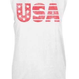 USA Muscle Tee